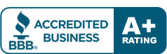 A + Accredited BBB Member