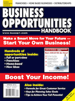 Business Opportunties Handbook