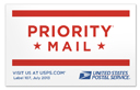 Worldwide shipping via Priority Mail
