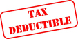 Cost is a tax deductible business expense